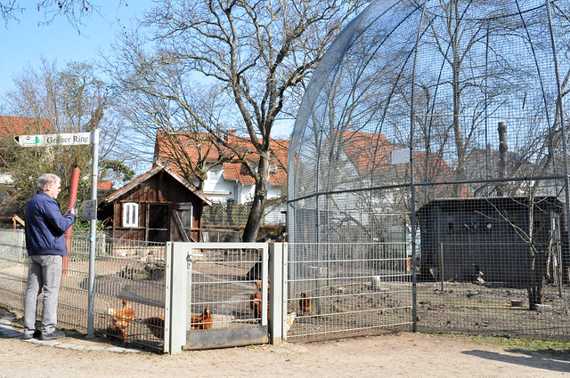 Waldpark in Ladenburg ... Brigitte Stolle