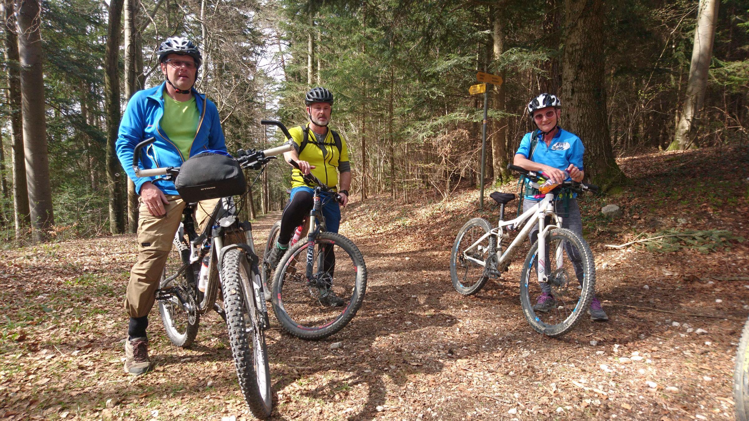 Biketour Laufental 10.04.2021