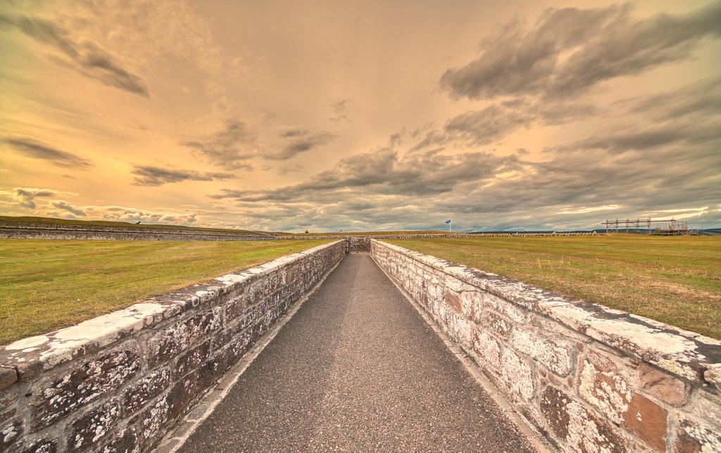 Fort George, Ardersier, Scotland.