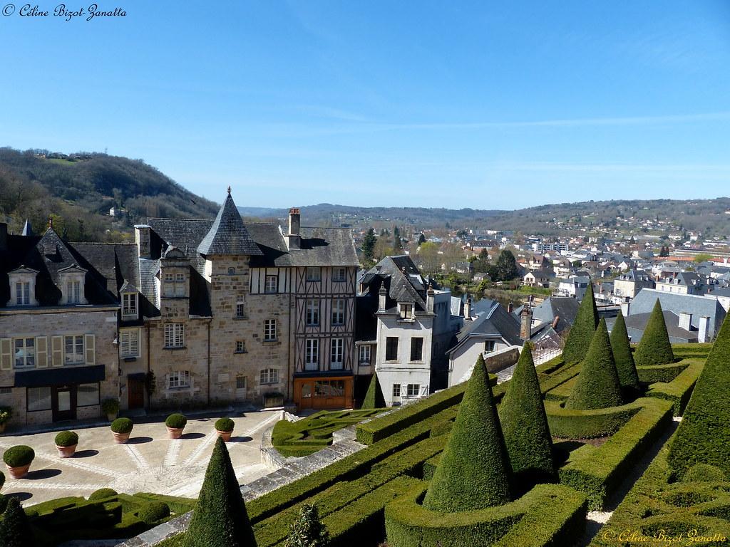 Géométrie Architecturale à Terrasson-la-Villedieu - Dordogne - Nouvelle Anquitaine - France - Europe