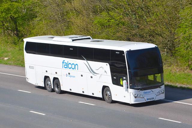 Stagecoach 54211 (SF62 CZV)