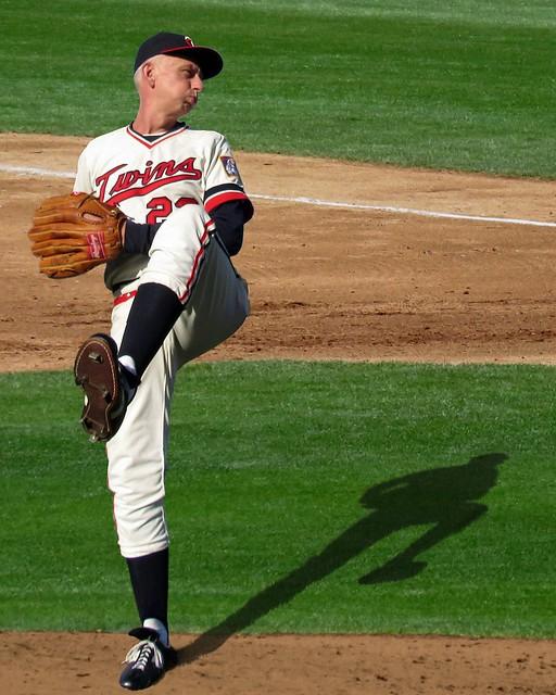 Minnesota Twins Pitcher