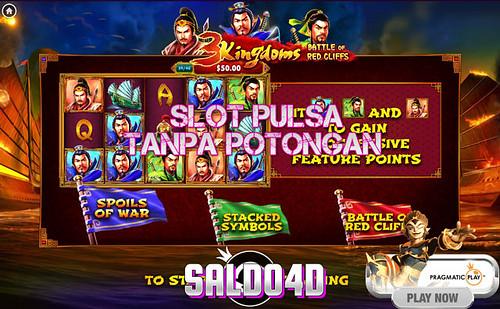 Judi Slot 3 Kingdom Pragmatic Play SALDO4D