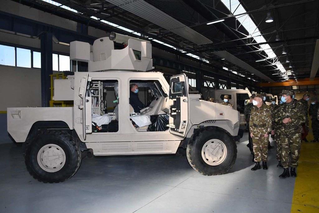 الصناعة العسكرية الجزائرية عربات Nimr(نمر)  - صفحة 13 51110673312_54007b7611_b