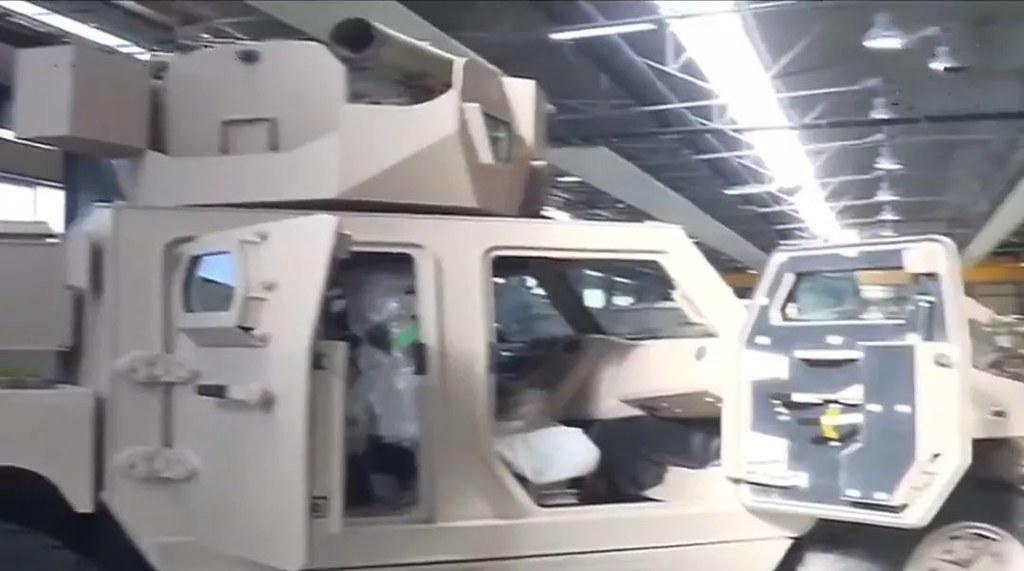 الصناعة العسكرية الجزائرية عربات Nimr(نمر)  - صفحة 12 51110673442_98eba7fa87_b