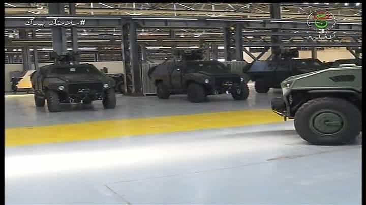 الصناعة العسكرية الجزائرية عربات Nimr(نمر)  - صفحة 12 51110673477_973440b849_b