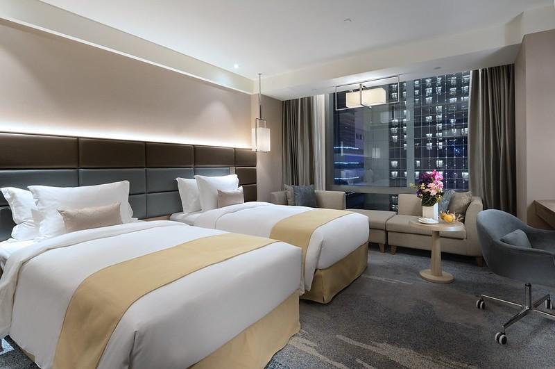 板橋凱撒大飯店。(圖/運促會提供)