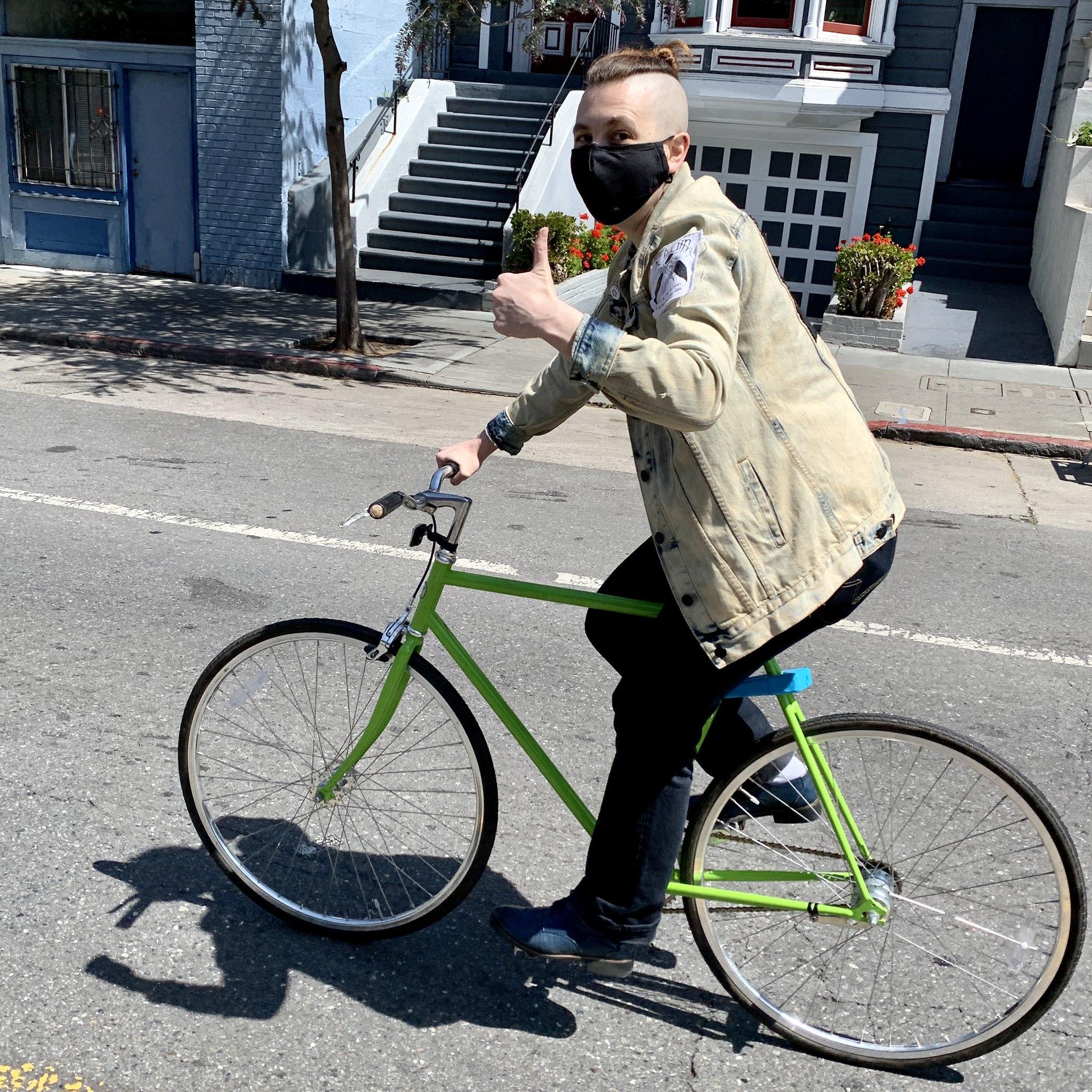 The Tequila Patrón Bike