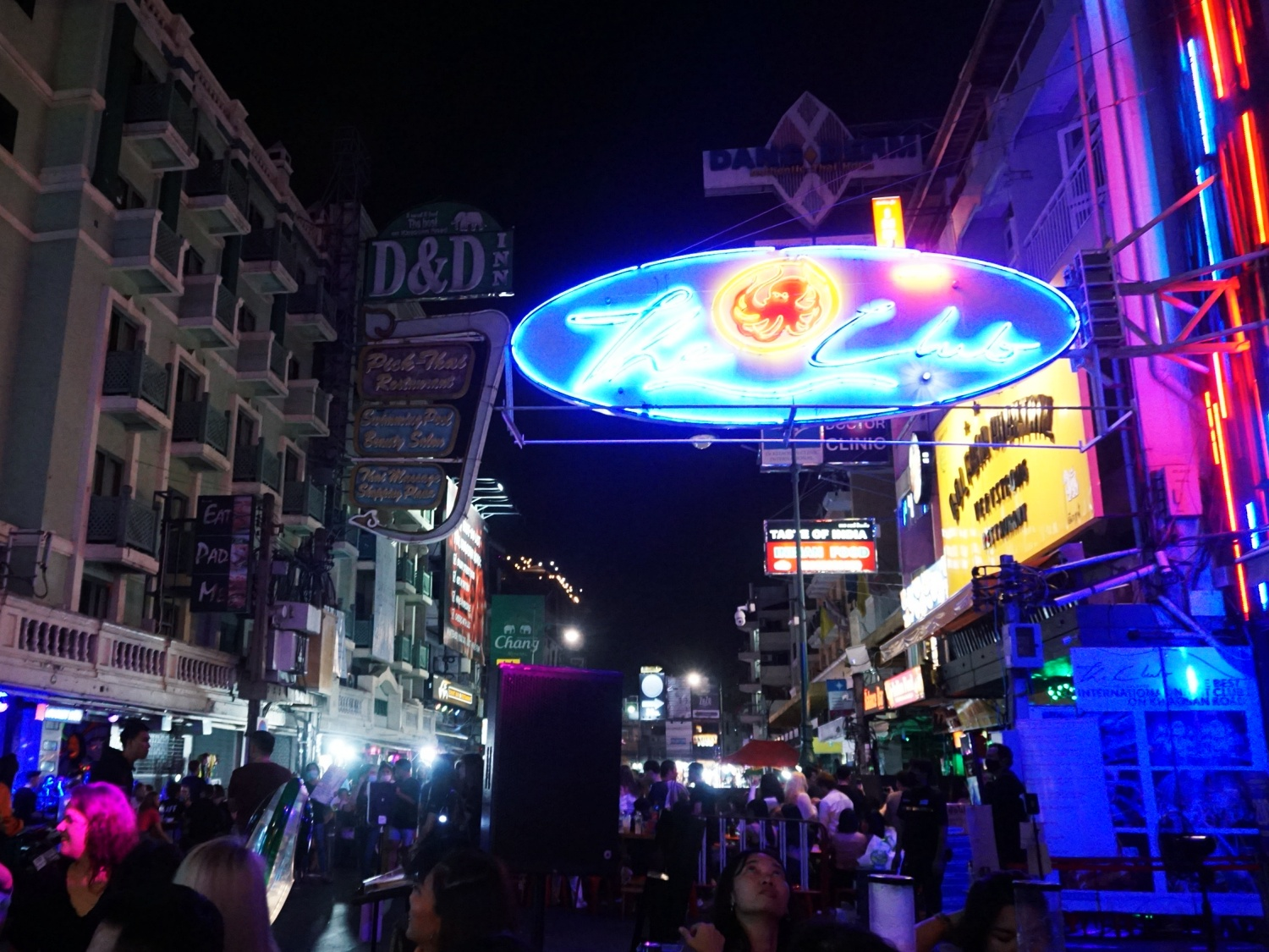 Khao San Road club