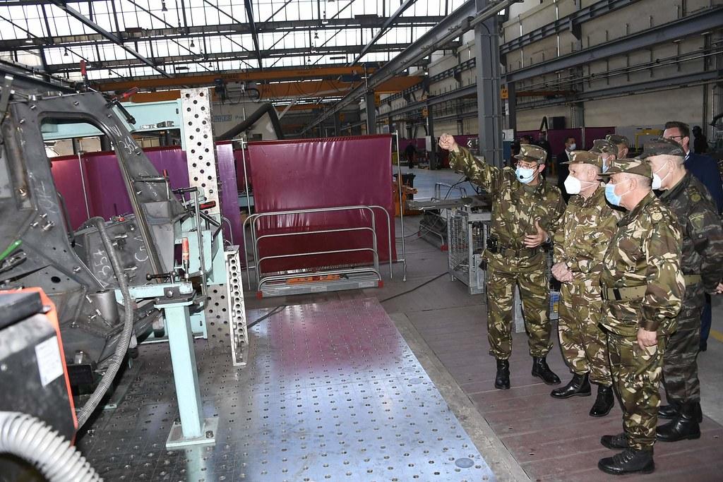 الصناعة العسكرية الجزائرية ... مدرعات ( فوكس 2 ) - صفحة 11 51110788522_ddb8889c33_b
