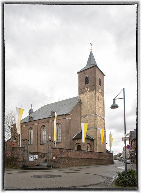 Wallfahrtskirche in Nievenheim