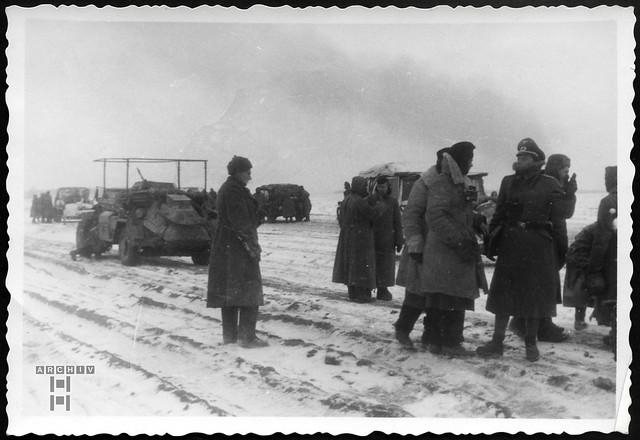 ArchivTappen23AAl2i425 Meine Dienstzeit, Rußlandfeldzug, WWII, 1939-1945