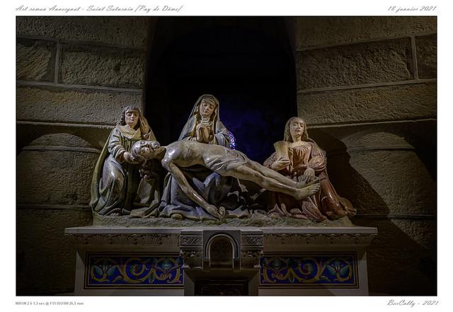 Art Roman Auvergnat - Saint-Saturnin