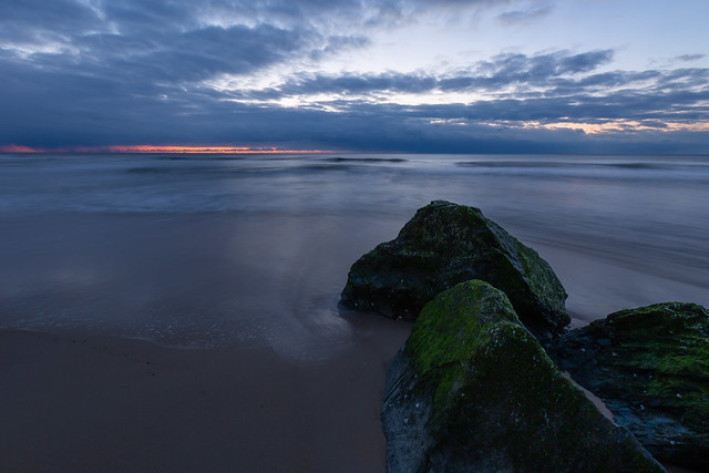 Atlantic Ocean in the Morning