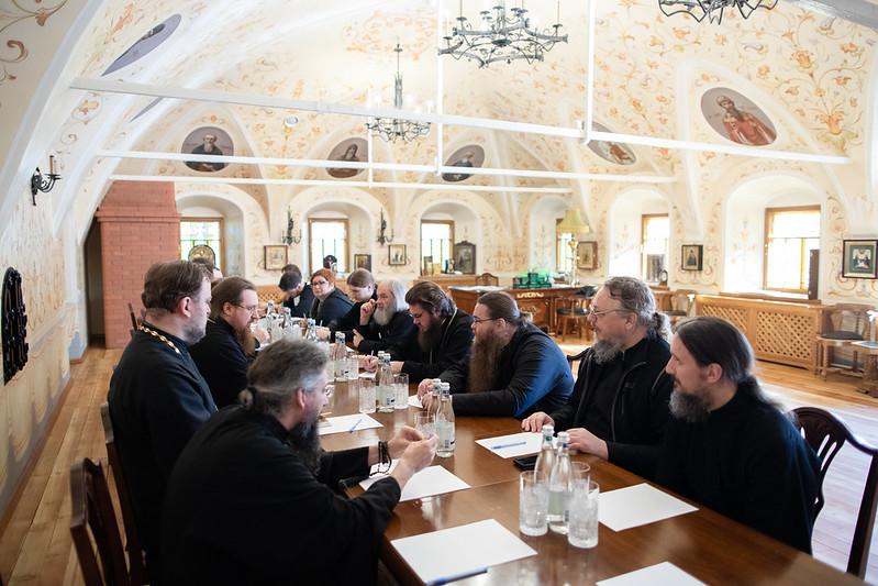 12 апреля 2021, Заседание по подготовке мероприятий / 12 April 2021, Meeting on the preparation of events