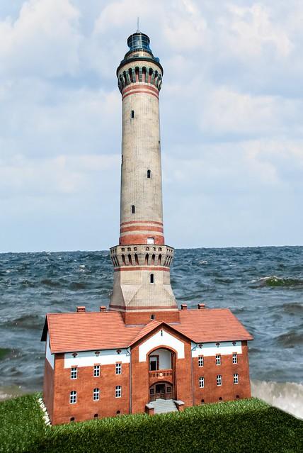 Leuchtturm in Świnoujście 02