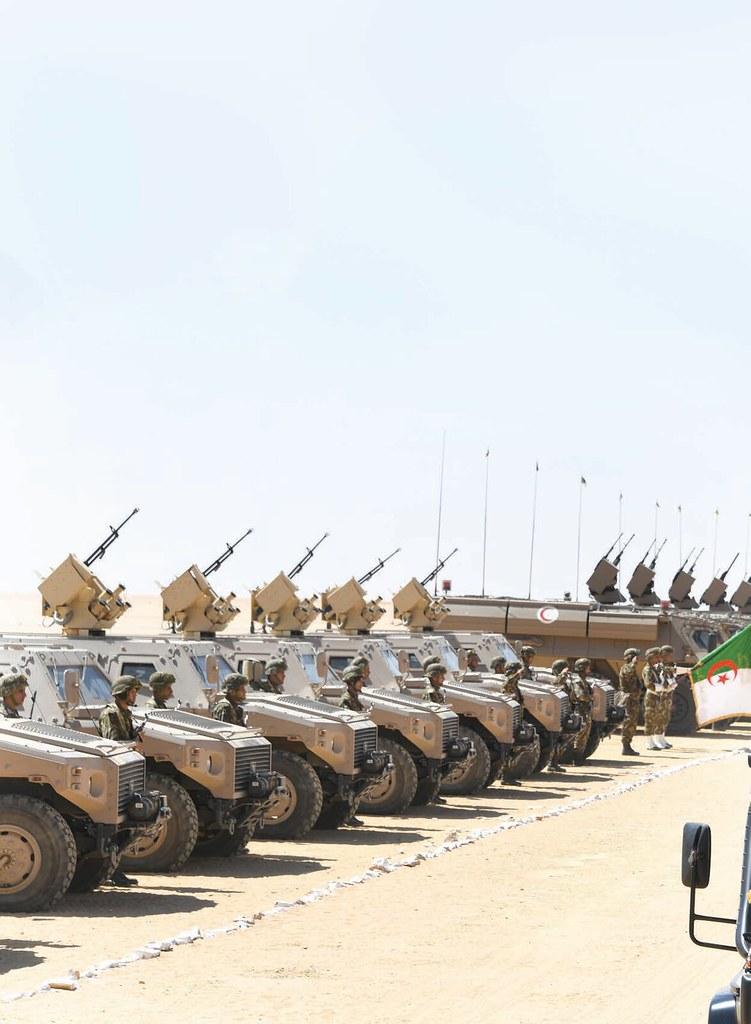 الصناعة العسكرية الجزائرية عربات Nimr(نمر)  - صفحة 13 51110989539_14a6d2cb3a_b