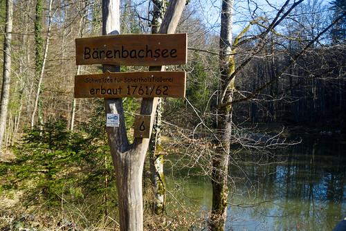 Bärenbachsee
