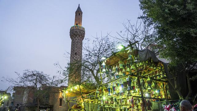Fatima El-Shakra Mosque