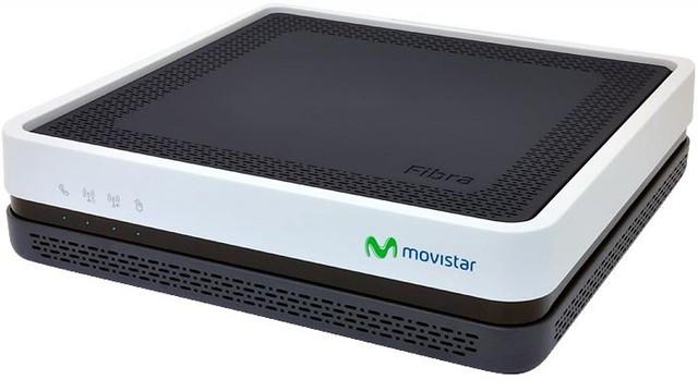Movistar - Router