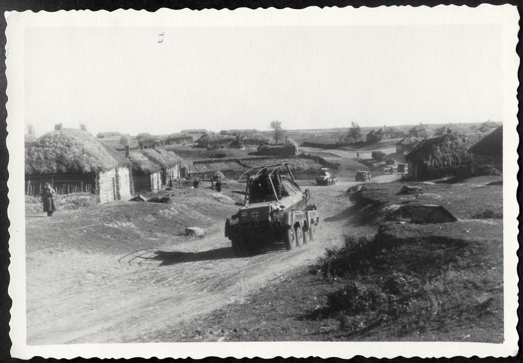 ArchivTappen23AAl2i435 Meine Dienstzeit, Rußlandfeldzug, WWII, 1939-1945