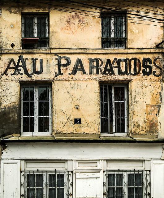 On ira tous au Paradis...