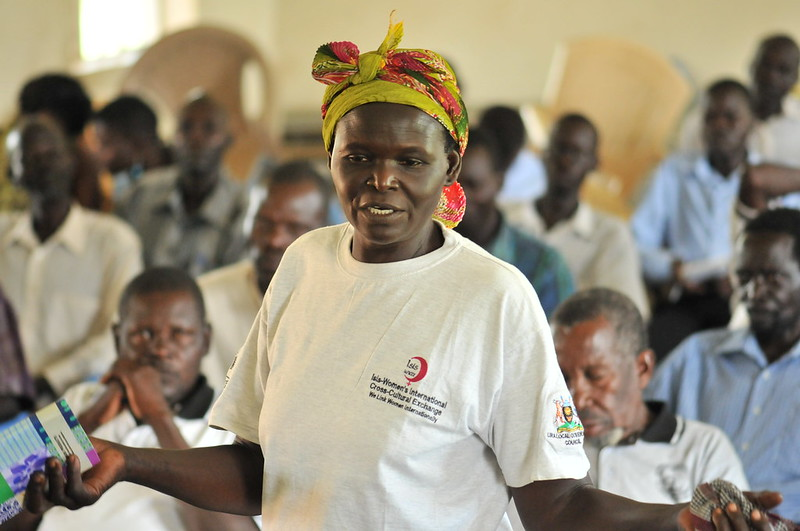 Combatting Sexual Gender Based Violence in Aromo Sub-County, Lira District