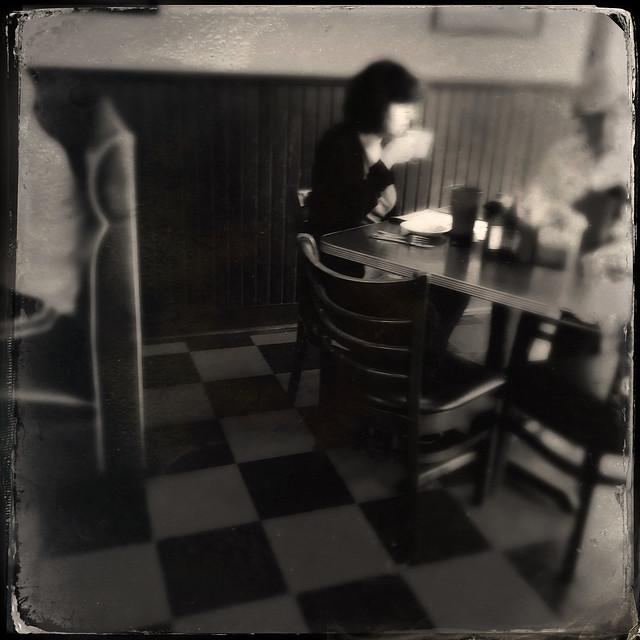 diner 5  Just coffeejpg
