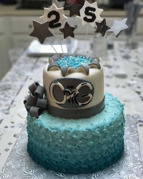 Cake by Elixir Bakery