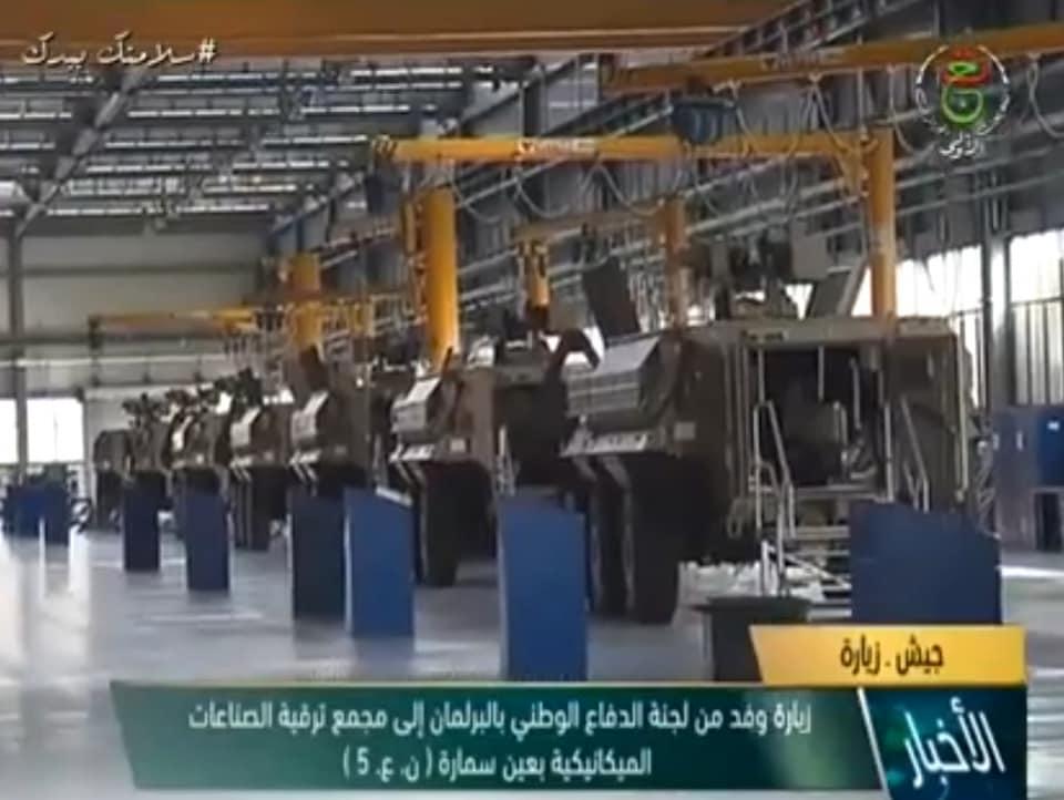 الصناعة العسكرية الجزائرية ... مدرعات ( فوكس 2 ) - صفحة 10 51111105824_3c6242d45a_b