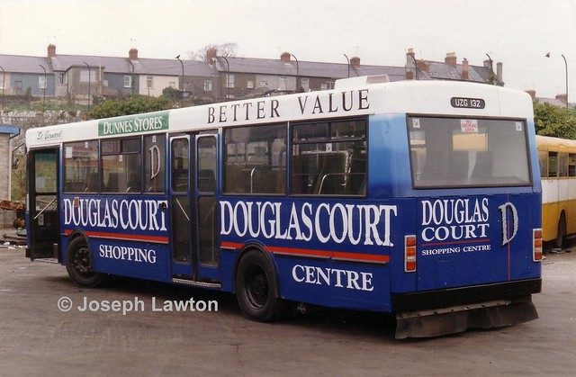 Bus Éireann KC132 (UZG132).
