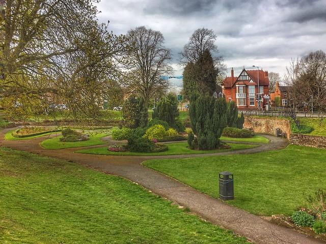 Lichfield City, England