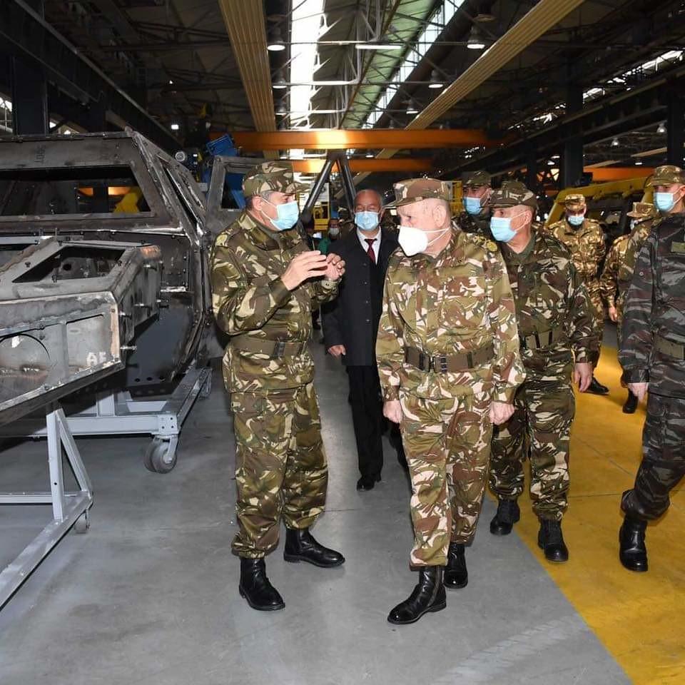 الصناعة العسكرية الجزائرية عربات Nimr(نمر)  - صفحة 12 51111148453_74b66a1837_b