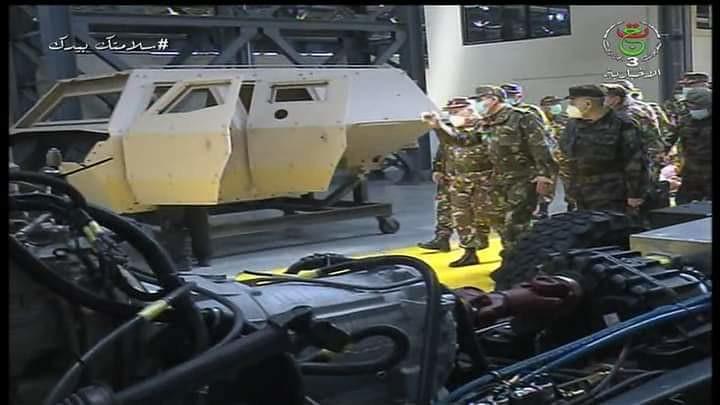الصناعة العسكرية الجزائرية عربات Nimr(نمر)  - صفحة 12 51111148478_c086290007_b
