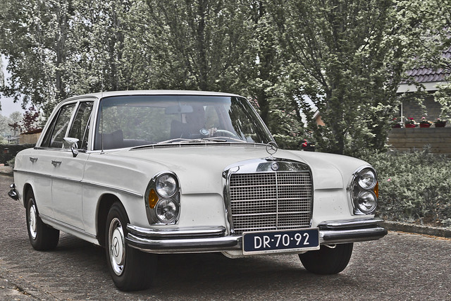 Mercedes-Benz 280 SE 1971 (8408)