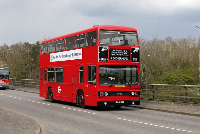 Route 65, T961, A961SYE
