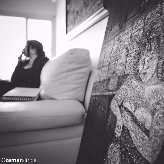 סטודיו גלריה  איילת בוקר היוצרת האמנית הציירת הישראלית העכשווית המודרנית יוצרות אמניות ציירות ישראליות עכשוויות מודרניות