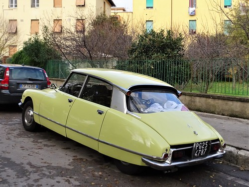1975 Citroen DS 23 i.e. Pallas