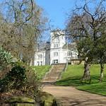 View of Avenham Tower from Avenham Park