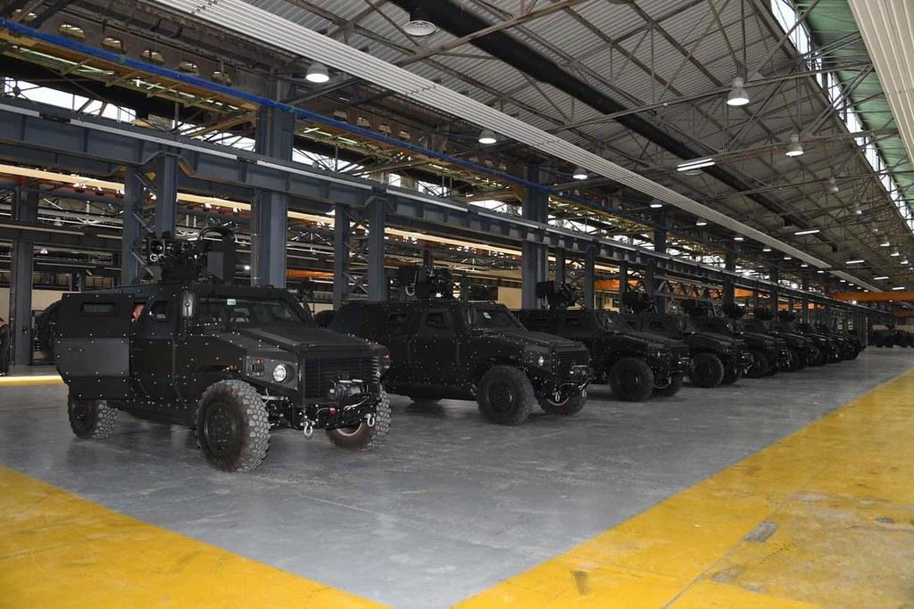 الصناعة العسكرية الجزائرية عربات Nimr(نمر)  - صفحة 13 51111237811_47374e4780_b