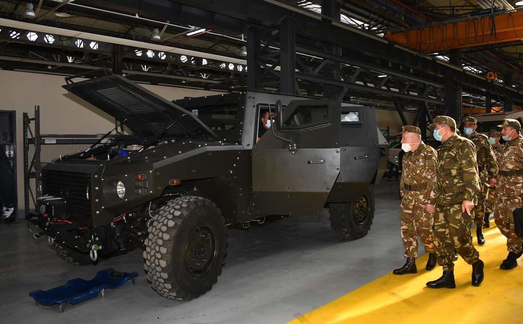 الصناعة العسكرية الجزائرية عربات Nimr(نمر)  - صفحة 13 51111237846_6a12d3cc78_b