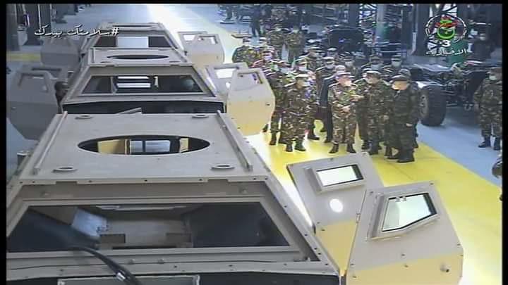 الصناعة العسكرية الجزائرية عربات Nimr(نمر)  - صفحة 12 51111237941_8335d1ed57_b