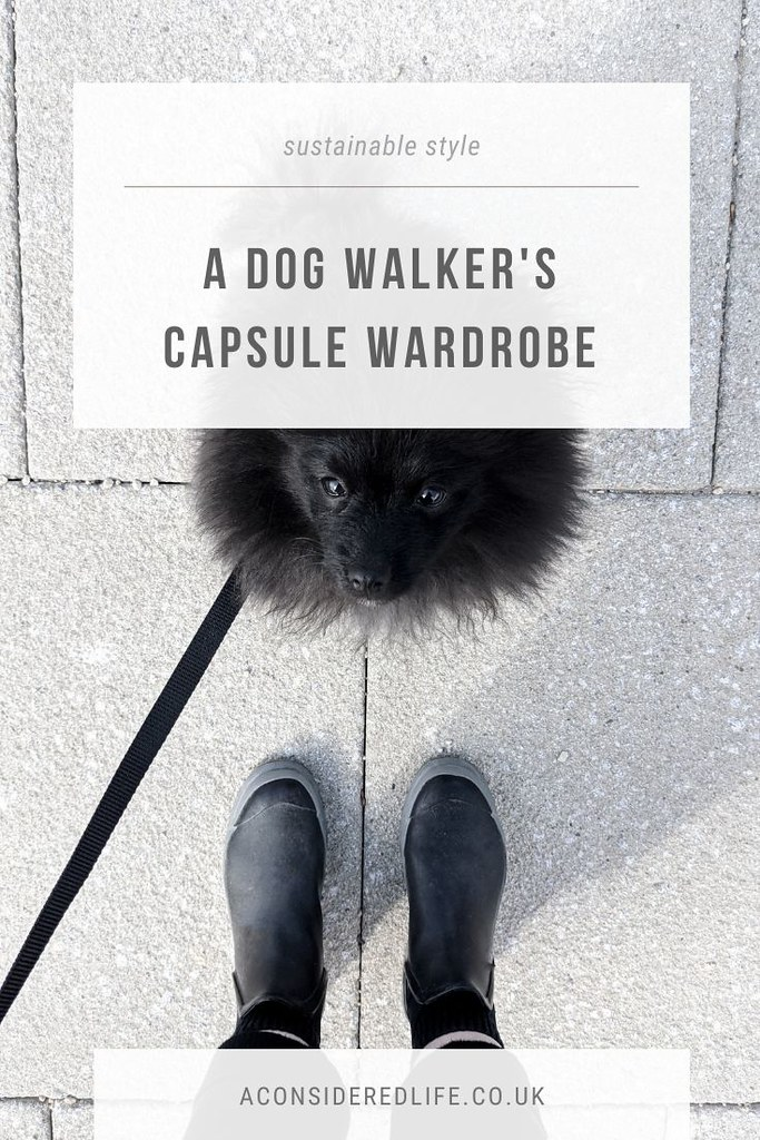 A Dog Walkers Capsule Wardrobe