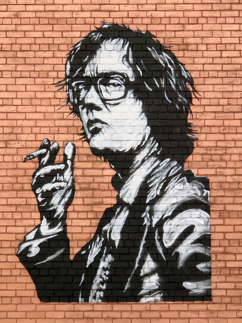 Jarvis Cocker by Bubba2000 - The Fat Cat, Sheffield 2020