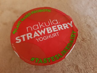 Nakula Strawberry Yoghurt