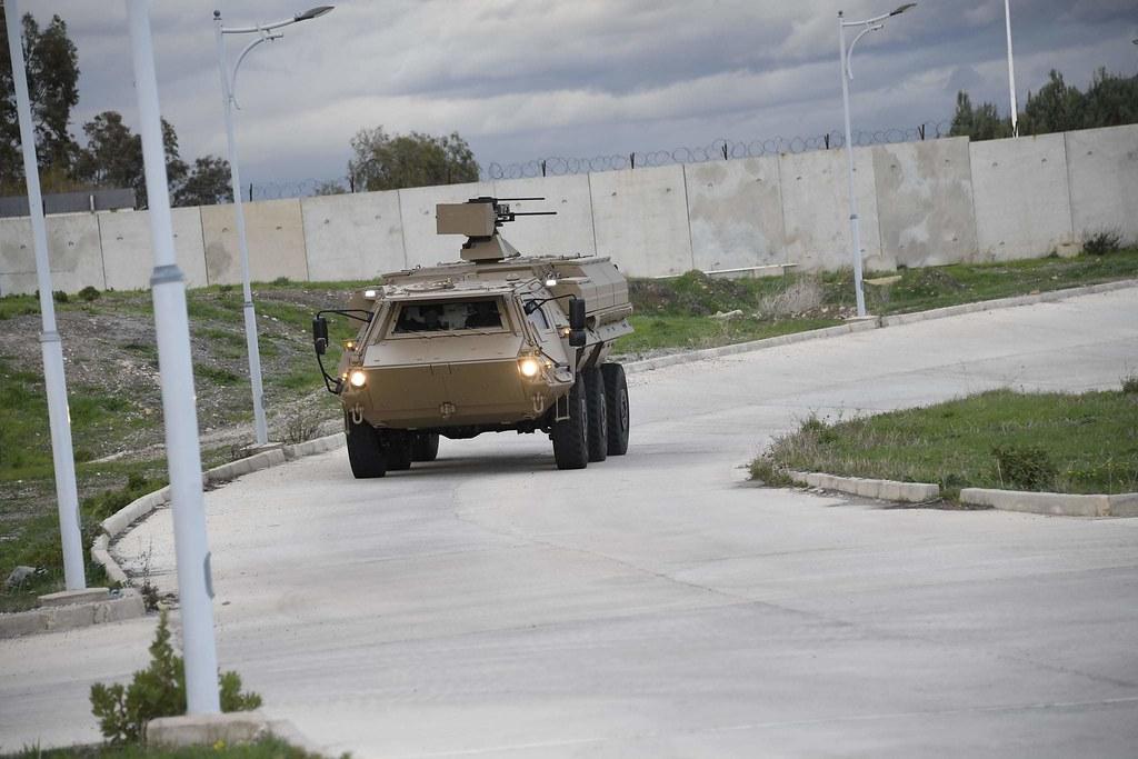 الصناعة العسكرية الجزائرية ... مدرعات ( فوكس 2 ) - صفحة 12 51111263558_2bc6117b19_b