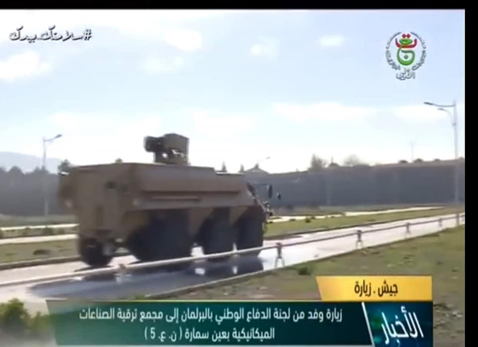 الصناعة العسكرية الجزائرية ... مدرعات ( فوكس 2 ) - صفحة 10 51111265168_9d90a74157_b