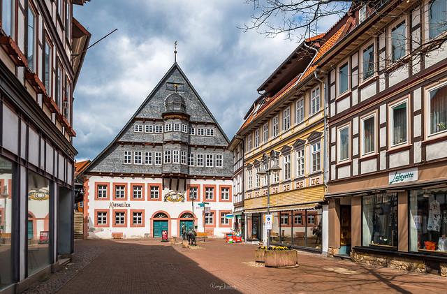Altes Rathaus... (Ratskeller)