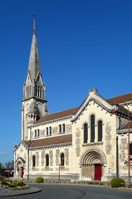Eglise Notre-Dame de Chauny