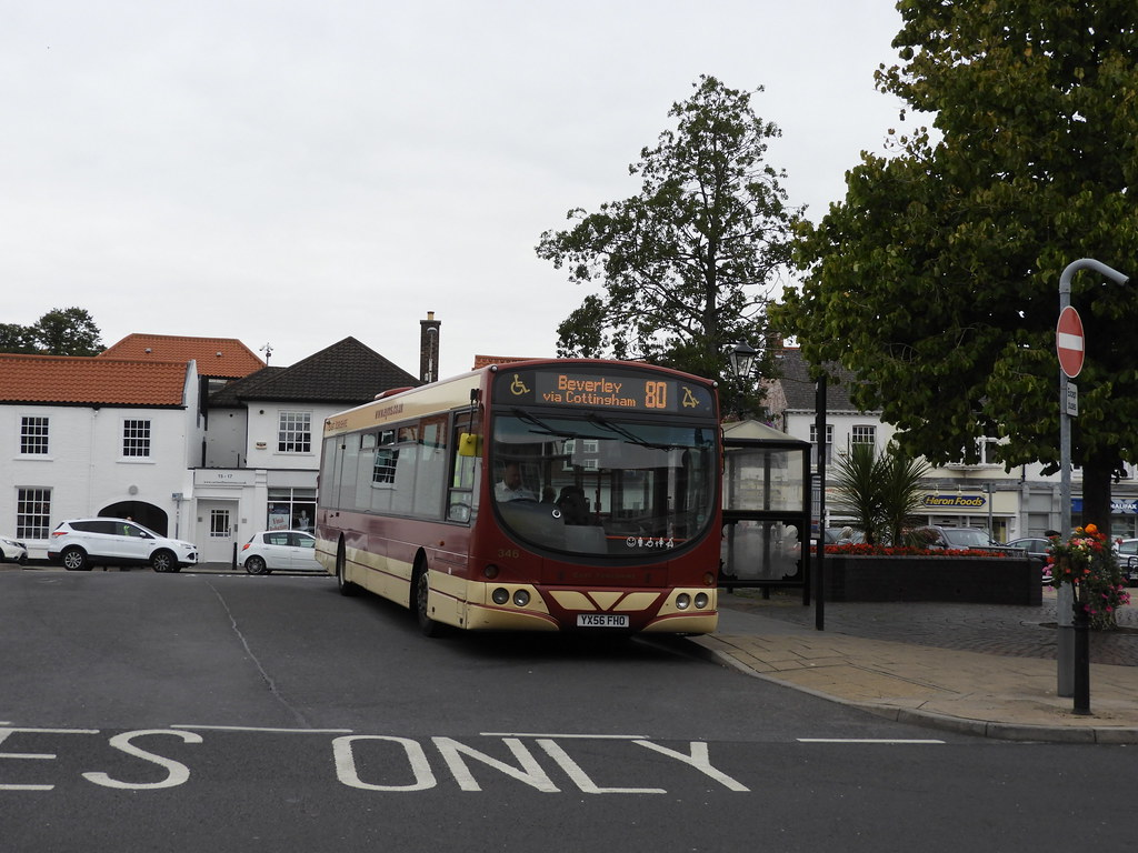 East Yorkshire 346 - YX56 FHO